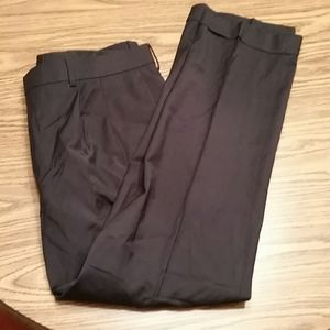 Lauren by ralph lauren dress pants,34x30,black